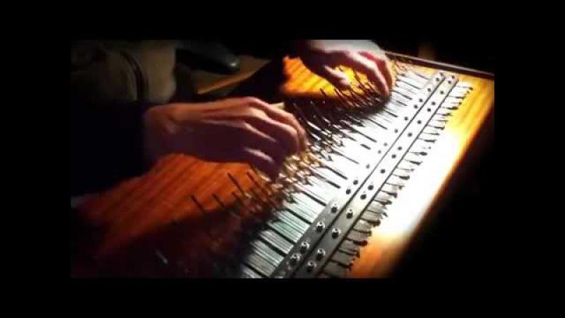 5 октавная мбира (калимба) уже далеко не народный инструмент.