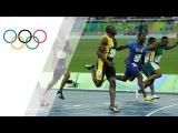 Rio Replay: Men's 100m Final