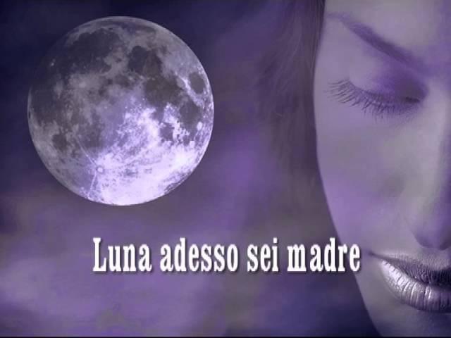 Figlio della luna - Mecano (con testo)