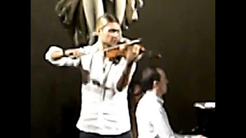 DAVID GARRETT, JULIEN QUENTIN play E.GRIEG and E.YSAŸE