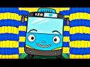 Dessin animé éducatif pour enfants jeux de Τayo Garage Partie 3