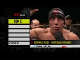 UFC Now Ep. 327 Top 5 Emotional Moments
