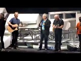 MY David Gilmour Roger Waters Nick Mason Outside The Wall HD Pink Floyd Reunion O2 Arena 12 mag