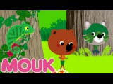 Mouk - Chameleon (Madagascar)  Cartoon for kids