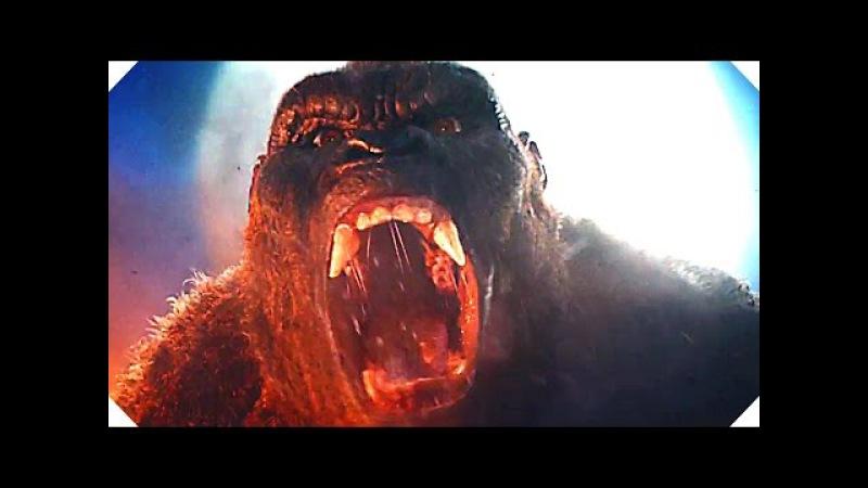 KONG SKULL ISLAND (King Kong Movie, 2017) - TRAILER 2 » Freewka.com - Смотреть онлайн в хорощем качестве