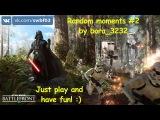 Star Wars Battlepunk - random moments #2 by bora_3232 (Daft Punk - Robot Rock)