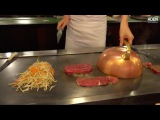 Teppanyaki French Beef &amp French Duck - Japanese Food in Germany