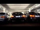 BMW M Legends (E39  E60  F10)