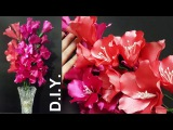 D.I.Y. Flower Bunch In A Vase  MyInDulzens