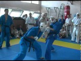 KUDO black belt dan test 2010. Maksim Suchkov, 2nd dan certification