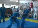 KUDO black belt dan test 2010. Maksim Suchkov, 2nd dan certification