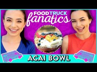 ACAI BOWL CHALLENGE MerrellTwins   Food Truck Fanatics