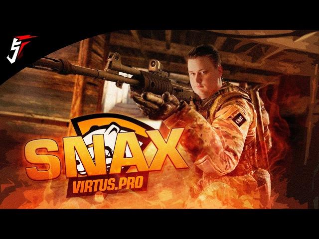 CS:GO - Best of Snax in New CS:GO History (Fragmovie)