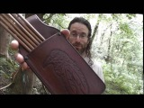 LEATHER POCKET QUIVER FROM GINA ADAM-GERMANY