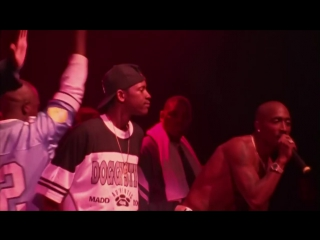 2Pac & Snoop Dogg - 2 Of Amerikaz Most Wanted (Gangsta Party) (Last Concert Tupac Shakur) (720p) [1996]