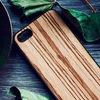 ТАЙГА | Деревянные чехлы из экзотических пород