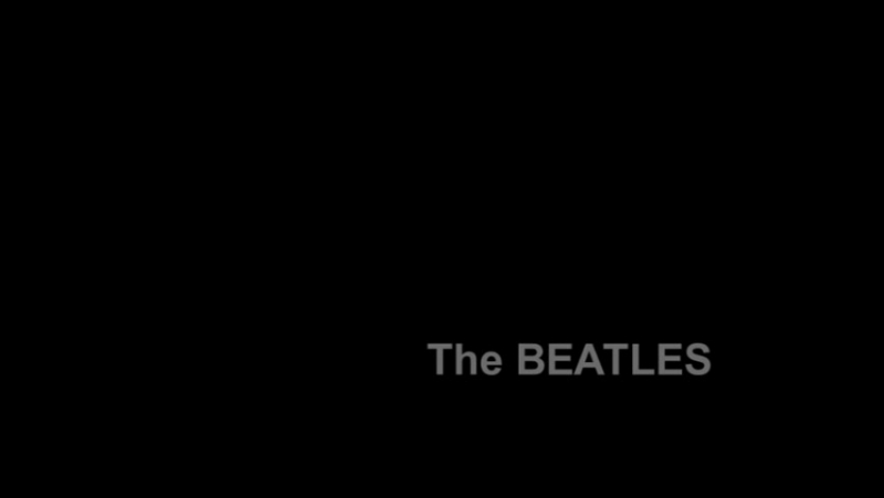 The Beatles׃ The Black Album