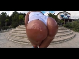 Blondie Fesser сочная горячая порно модель [ большая жаркая жопа попа попка подб
