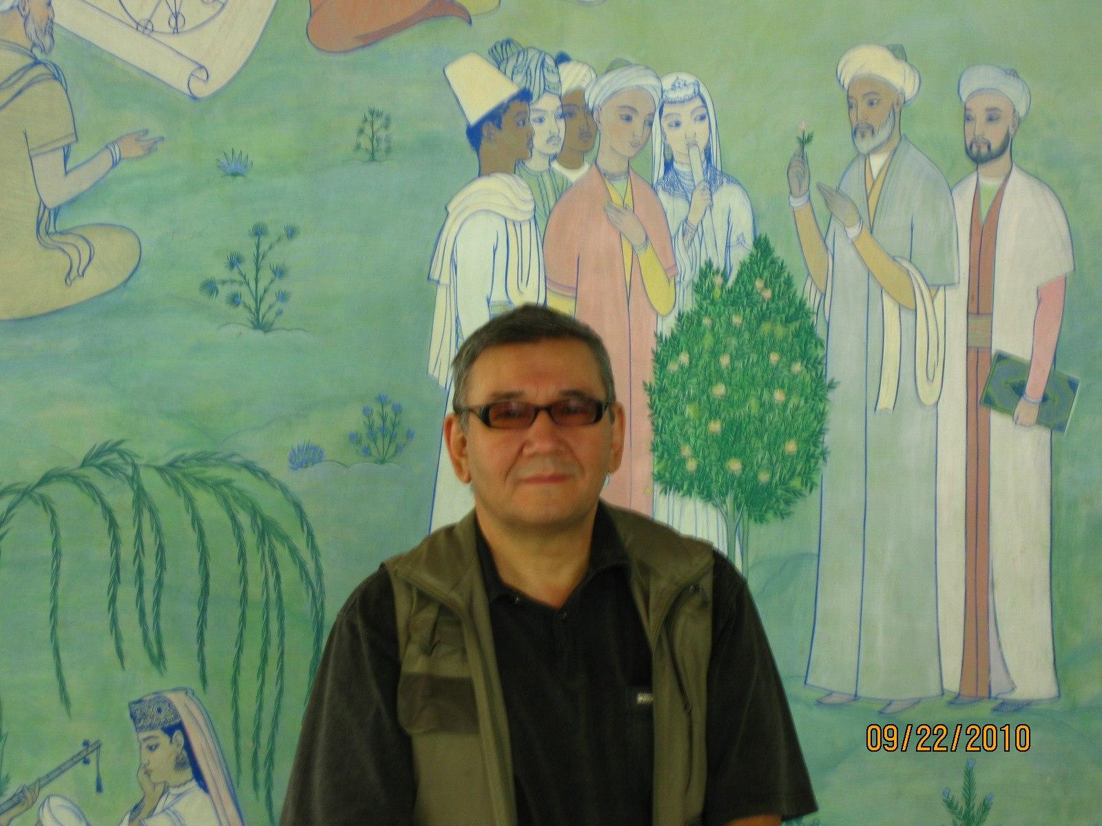Современные суфийские группы в Узбекистане и Центральной Азии  О суфизме в истории Центральной Азии