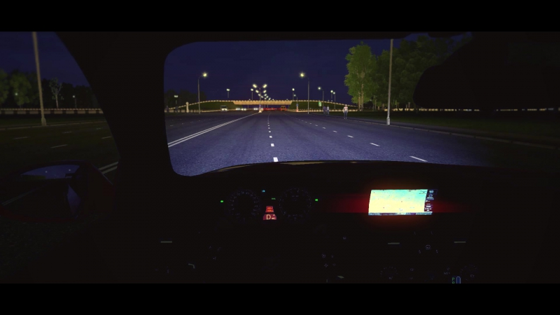 Gangsta's Paradise | BMW M5 E60 | Night Ride in CCD