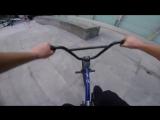 На BMX по Нью Йорку