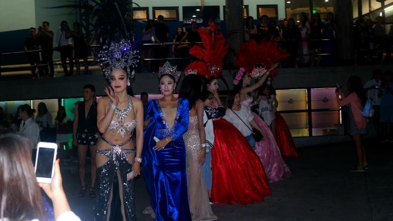 Транс шоу (Альказар)Тайланд