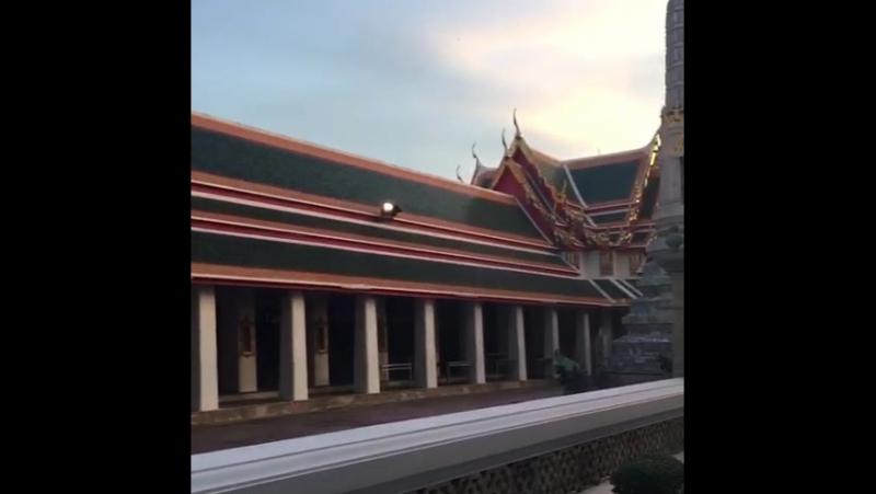 буддийский храм Wat Pho