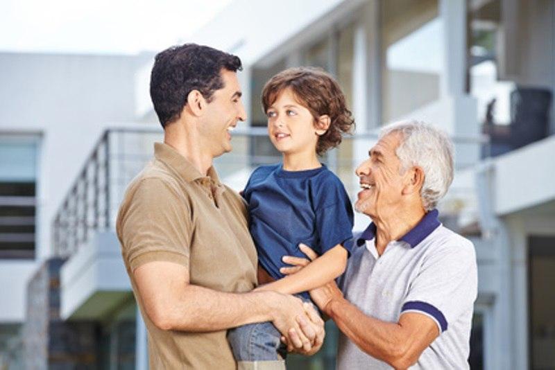 Проблема века: отцы и дети