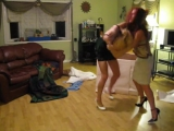 catfight - Classic Catfights in skirts and dresses - 4