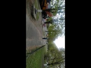 Пока Левобережка, к проведению Евровидения, реставрирует станцию метро (да-да, за 25 млн.грн.) массив Ново-Беличи кладет асфальт
