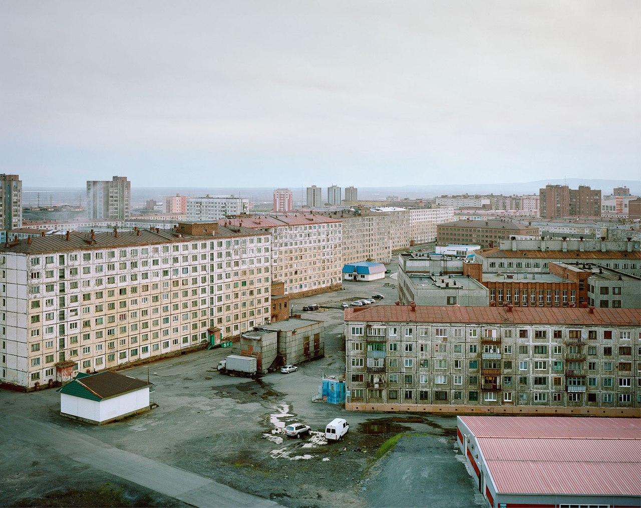 Норильск - северная столица российской металлургии