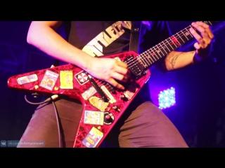 Видеоотчет с концерта Annihilator в Зале Ожидания 27.11.2016