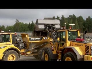 Volvo CE Xploration Forum: Прототипы автономных строительных машин
