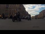 Открытие Мотосезона 06 мая 2017 НВ Санкт-Петербург