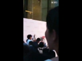 Valentino Store Opening in Hong Kong Red Carpet (170511)