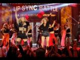 Lip Sync Battle 2016   Run The World (Girls) (Channing Tatum vs. Jenna Dewan-Tatum)