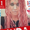 Linda, 1 марта в «Максимилианс» Уфа