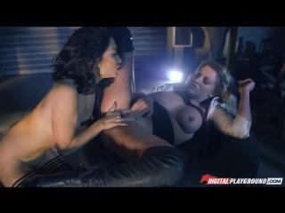 Rina ellis, sienna day [hd 1080,big boobs,high heels,lesbian,лезбиянки,большие сиьки,куни,лизалки,мамка с дочкой,milf,moms] [720