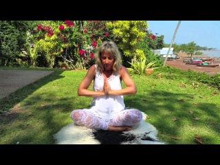 Кундалини йога. Открытие пространства перед занятием. Юлианна Давыдова. Satyabir Kaur