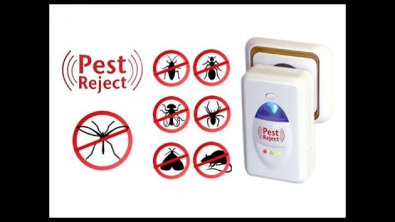 PEST REJECT - отпугиватель тараканов, комаров и грызунов