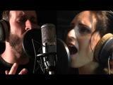 KAMELOT - Under Grey Skies  Vocal cover by Daniele Baglietto &amp Letizia Chiozzi