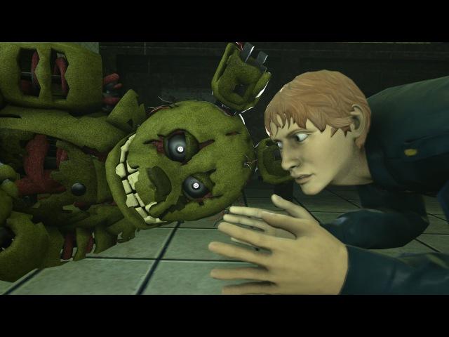 (SFM FNAF) 5AM At Freddys The Sequel REMAKE