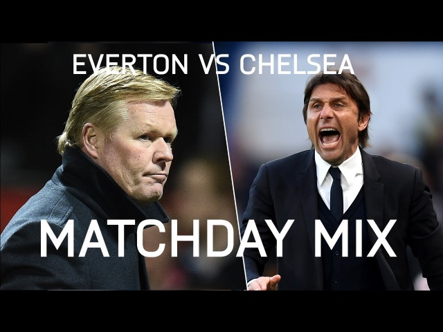 Conte on approaching Everton, Matic on his belter against The Toffees and more in The Matchday Mix