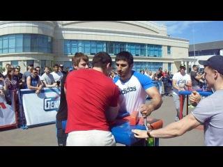 Самсон 2016 Джаникян Кесов 100 кг