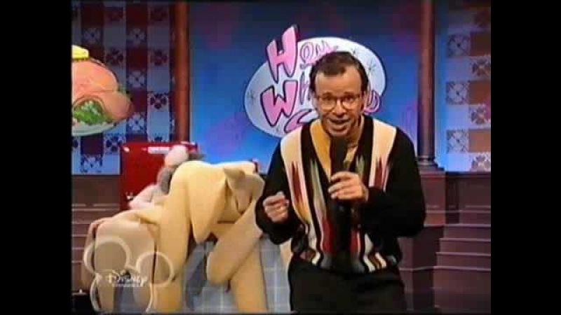 Muppets Tonight - S2 E2 P3/3 - Rick Moranis