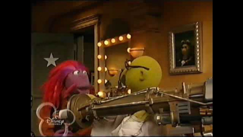 Muppets Tonight - S2 E2 P1/3 - Rick Moranis
