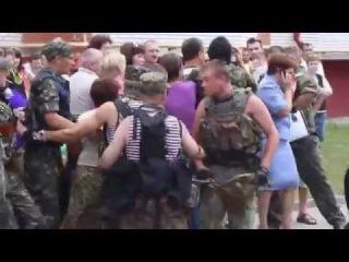 Война на Украине Военная хроника в двух частях