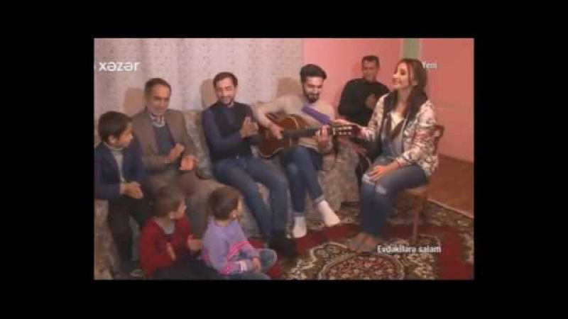 Perviz Bulbule Ahmed Mustafayev evdekilere salam deyersen qafiye