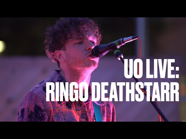 Ringo Deathstarr Big Bopper — UO Live