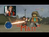 LEGO Star Wars The Force Awakens - Matt The Radar Technician Custom Character (NOT Kylo Ren)